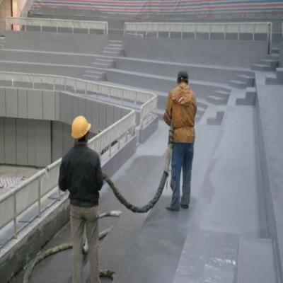 喷涂聚脲防水涂层技术的应用